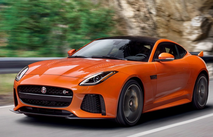 Jaguar F-Type S/2017 г.в.