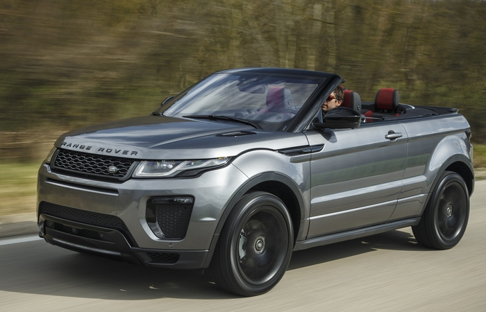 Land Rover Evoque Convertible/2017 г.в.