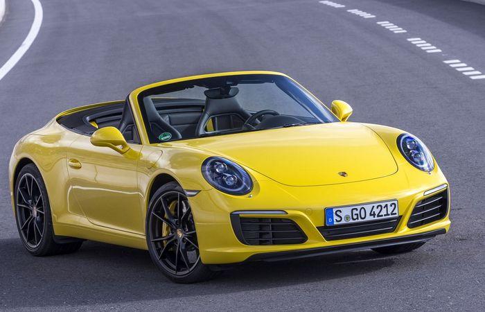 Porsche 911/2017 г.в.