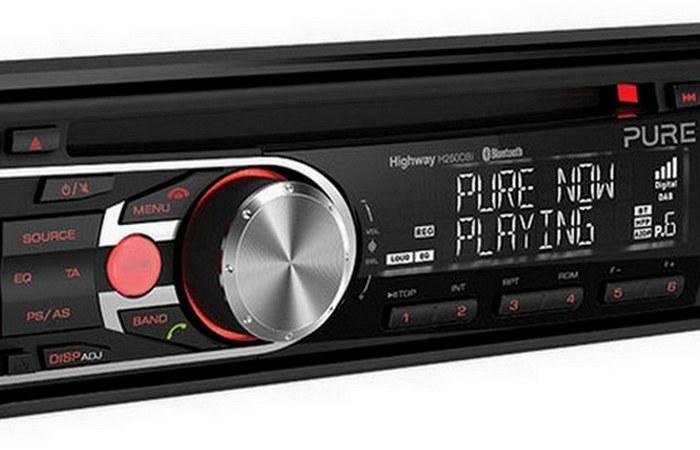 Автомобильная аудиосистема.