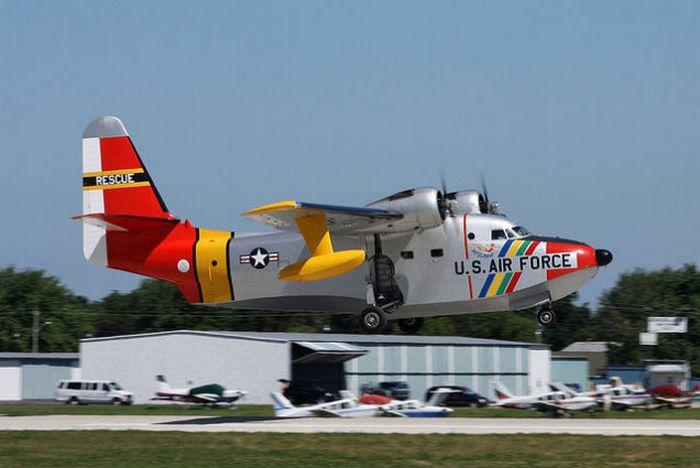Grumman HU-16 Albatross.