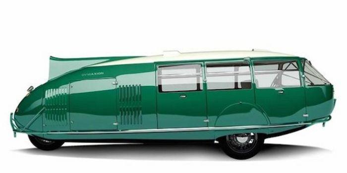 Dymaxion Car.