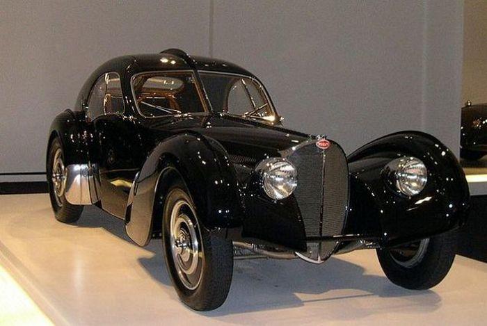 Bugatti Type 57.