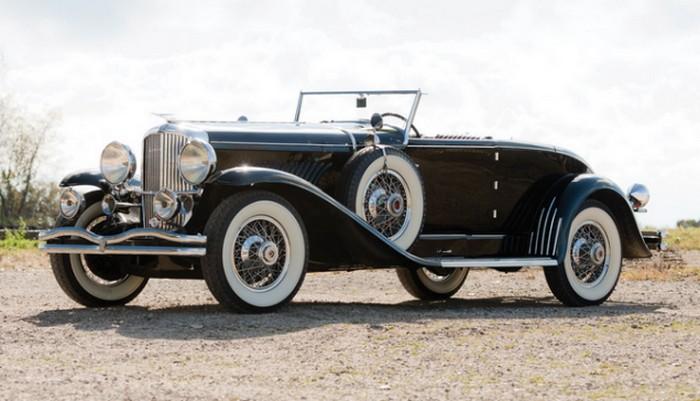 Duesenberg Model J - автомобиль-эпоха.