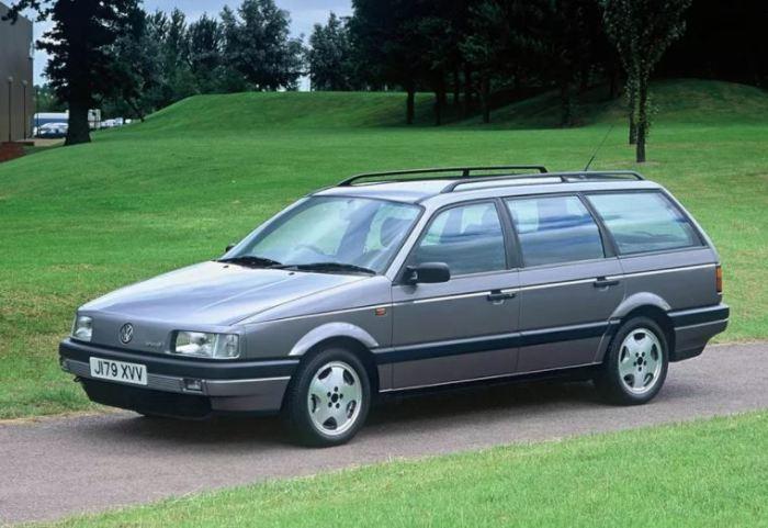 Большой и надежный Volkswagen Passat B3 выбор гражданина.