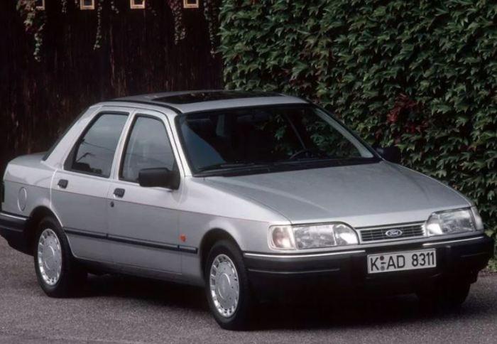 Заморский гость Ford Sierra, приобрел добрую славу.