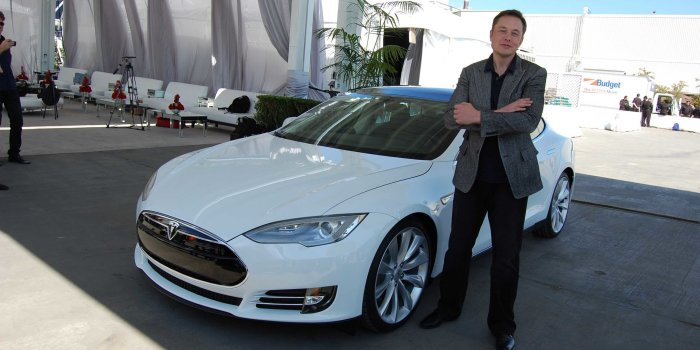 Хорошая машина. |Фото: businessinsider.com.au.