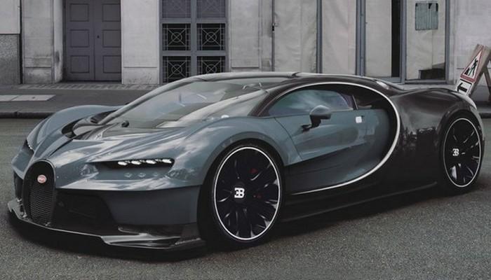 Bugatti Chiron и другие самые ожидаемые автомобили нынешнего года.