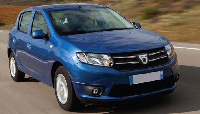 Автомобиль Dacia-Sandero.