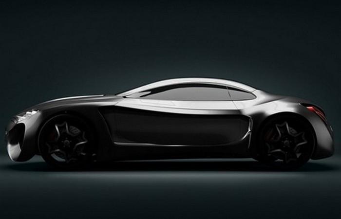Jaguar XKX.