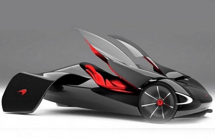 McLaren JetSet.