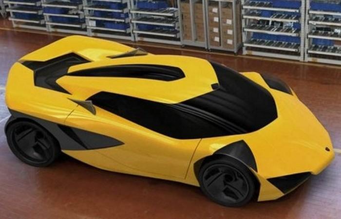 Lamborghini Minotauro.