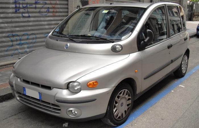 Fiat Multipla.