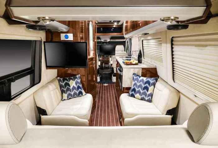 Airstream Interstate Grand Tour.