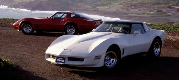 Chevrolet Corvette C3 и другие автомобили, от которых ожидаешь большего.