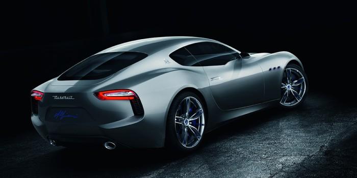 Maserati Alfieri.