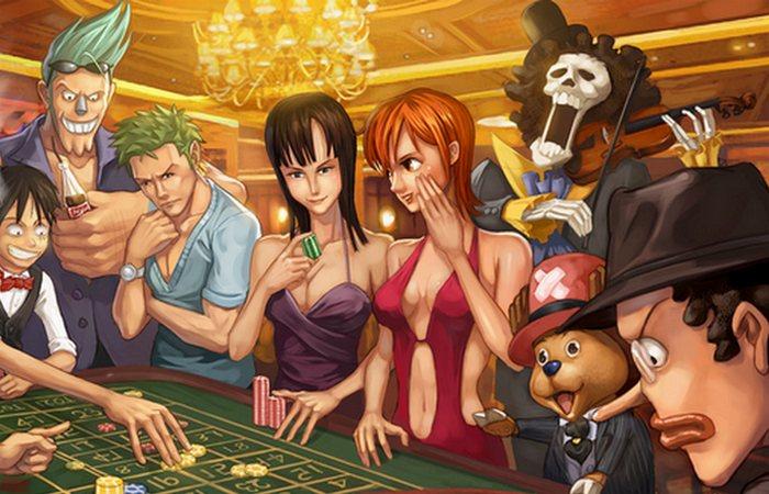 Секрет казино: самоубийства в казино.