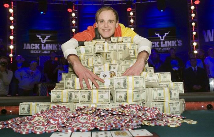 Секрет казино: выиграл - уходи.