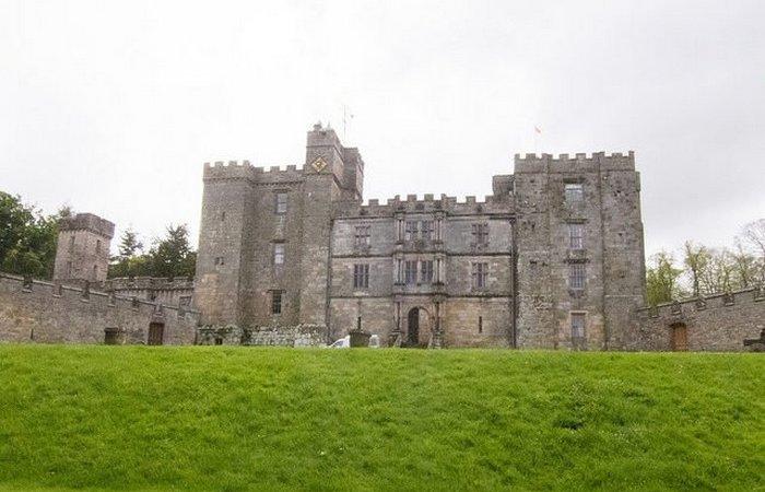 Замок Чиллингем.