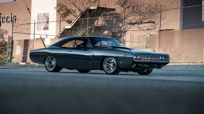 Dodge Charger Tantrum от Speedkore Performance Group