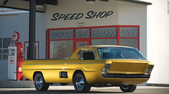 Dodge Deora от Alexander Brothers.