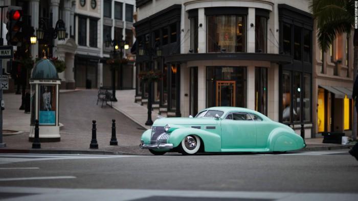 Cadillac Coupe Sophia от Джона Д'Агостино