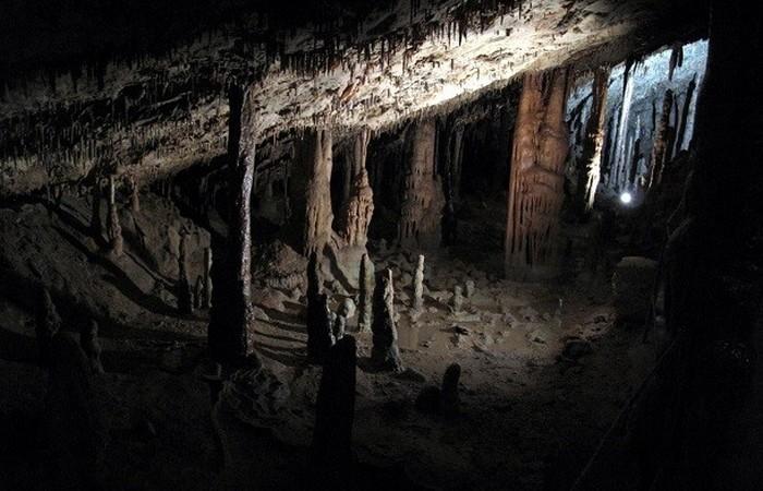 Мумии пещер Тимбак.