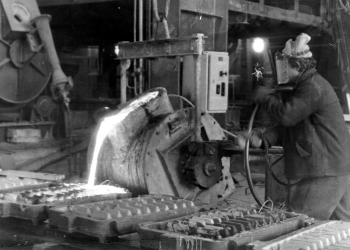 На заводе выпускалось более 2 тысяч наименований продукции. ¦Фото: официальный сайт Каширского литейного завода klzc.ru.