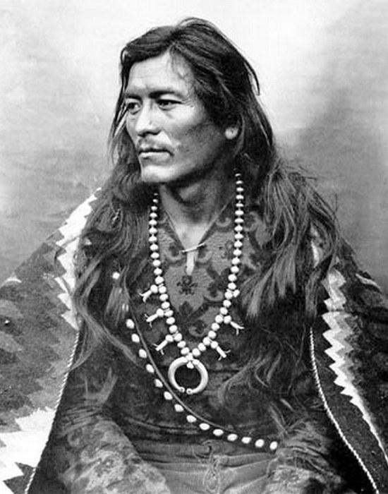 Одежда народа навахо.
