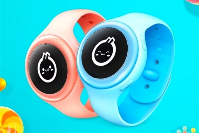 Безопасность с  Xiaomi Mi Bunny Children Phone Watch.