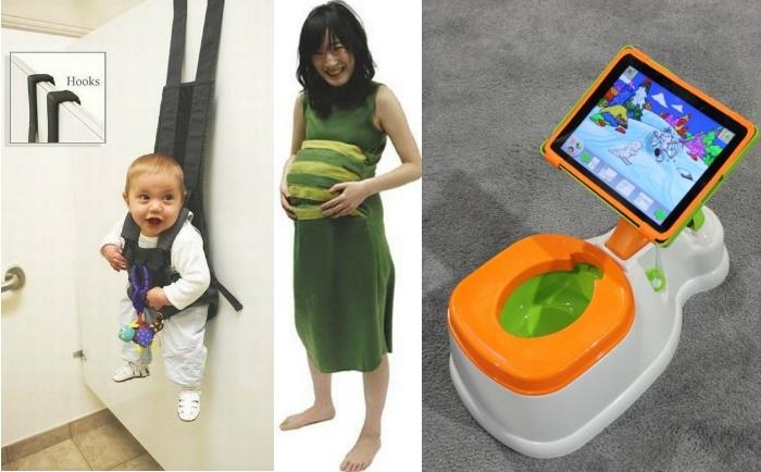 Гаджеты для малыша и родиелей.