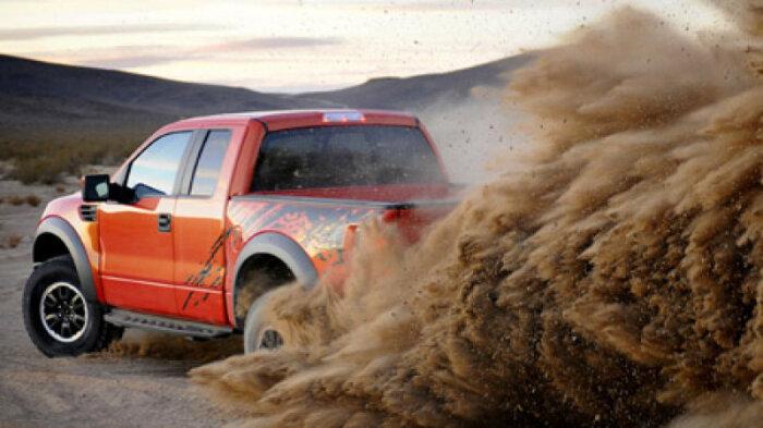 Не стоит гнать авто с вариатором на бездорожье. |Фото: goodfon.ru.