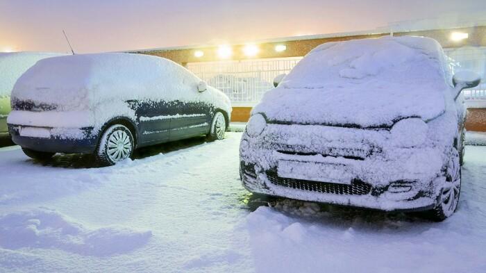 Не стоит запускать машину с вариатором в зимнее время без прогрева. ¦Фото: hipdir.com.