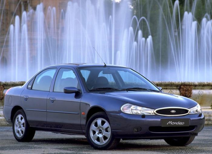 Все помнят этот добротный Ford.