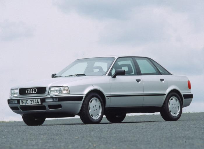 Действительно популярный в те годы автомобиль от Audi, нашедший свое признание.