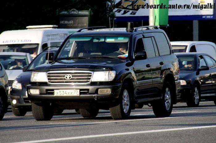 На гражданском авто она не значит ничего. |Фото: yavmashine.ru.