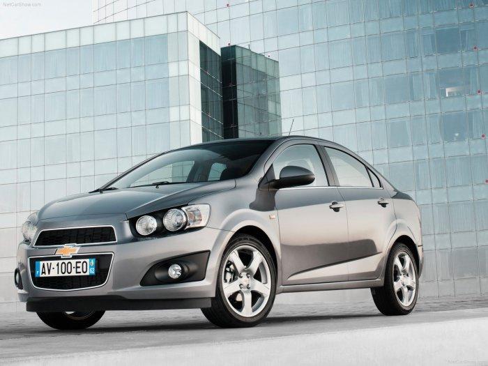 Chevrolet Aveo: отличные технических характеристики.
