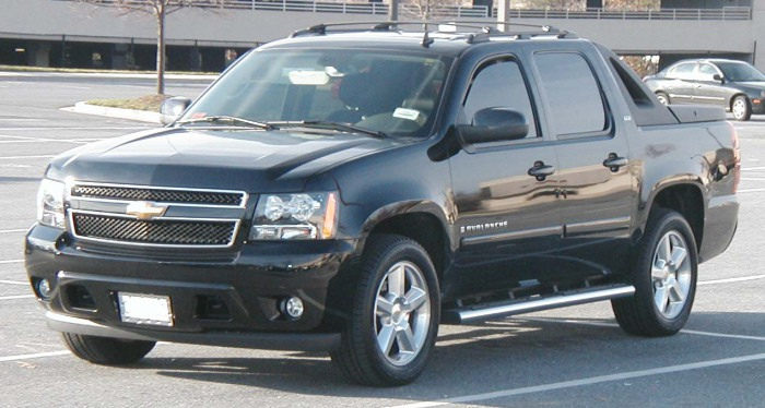 Пикап 2006 Chevrolet Avalanche LTZ