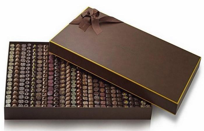 Самая дорогая коробка конфет.