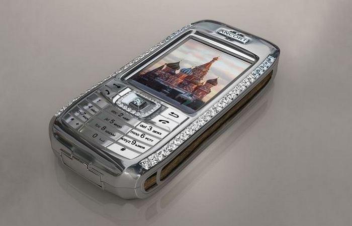 Самый дорогой мобильный телефон.