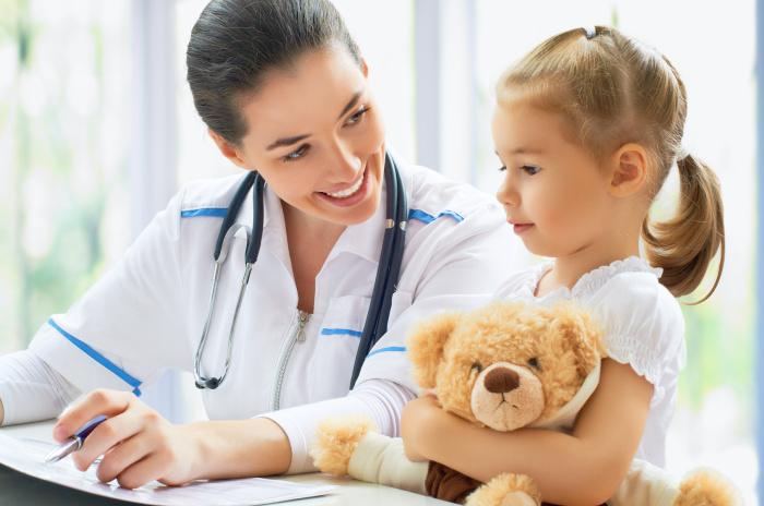 Заведите историю болезни ребенка.