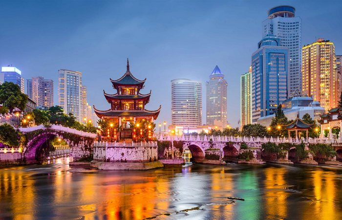 Пекин.