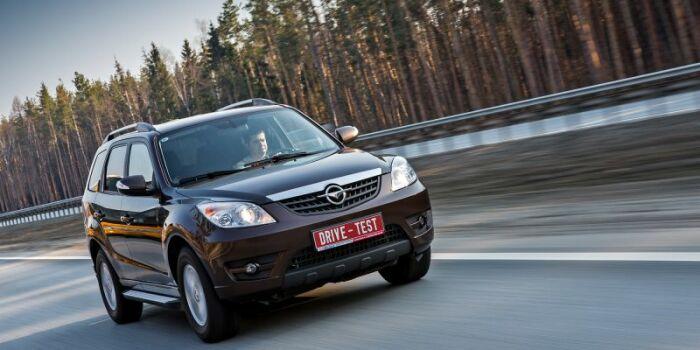 Привод у китайских авто чаще всего передний. |Фото: matador.tech.