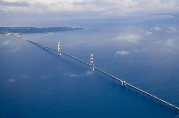 Большой и важный мост.