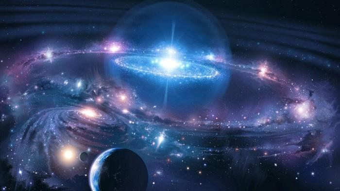 Космические лучи очень интересны. |Фото: look.com.ua.