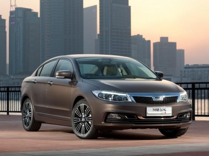 Самый безопасный автомобиль из Китая. |Фото: all-auto.org.