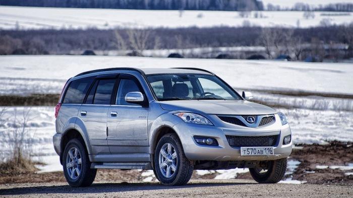 Хорошая машина из Поднебесной. |Фото: drive2.ru.