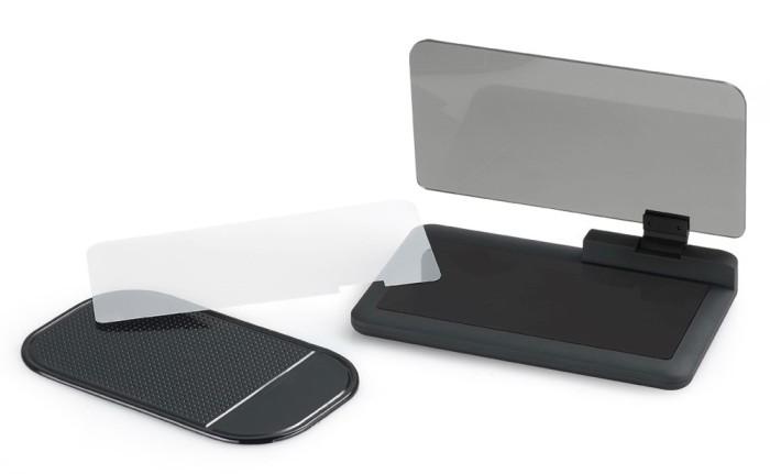 Проекционный экран для смартфона.