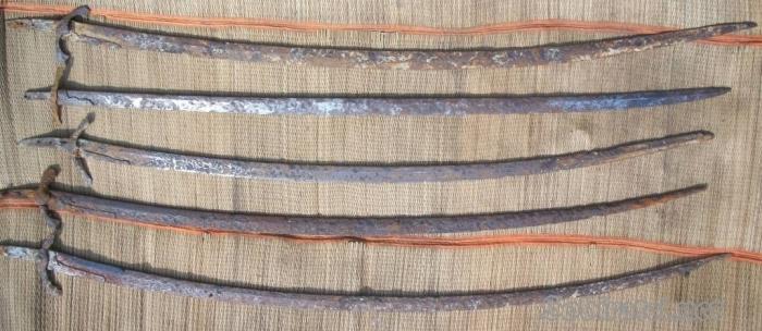 Были популярны сабли. |Фото: swordmaster.org.