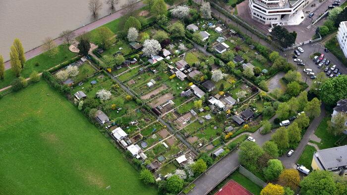 Иногда дачи лежат прямо в городской черте. |Фото: wikiwand.com.